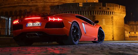 Lamborghini Aventador Coupè   Technical Specifications