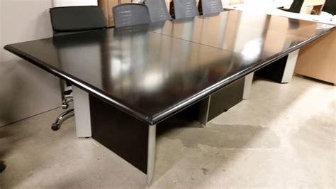 Used Large Boardroom Table, Office Furniture Toronto GTA