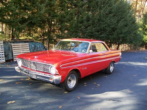 Ford Falcon Sprint 1964 ford falcon sprint for sale 2037565 hemmings motor