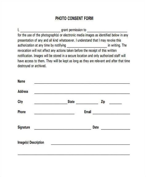 Free Consent Form Sles Dental Extraction Consent Form Template Uk