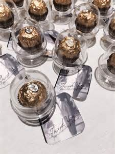 Ferrero Rocher Wedding Favors by 17 Best Images About Favors For Anniversary Celebrations