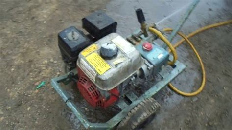 Honda Cat by Honda Mobile Pressure Washer With Cat