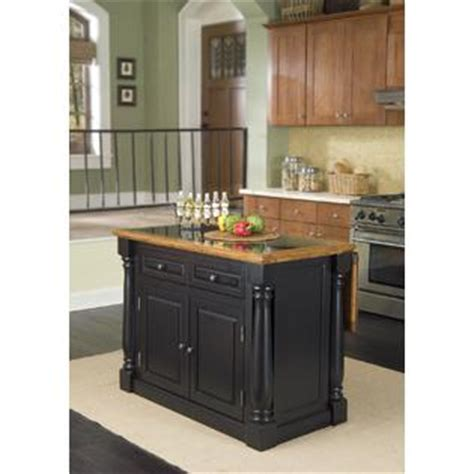 home styles monarch kitchen island with granite top 5021 94 home styles monarch hidden leg kitchen island with granite top