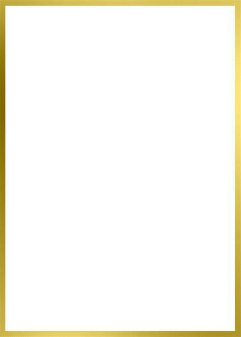 gold wedding border png the gallery for gt gold frame border png