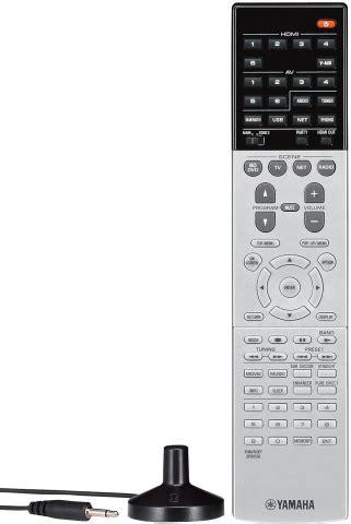 yamaha rx   ch   watts networking av receiver