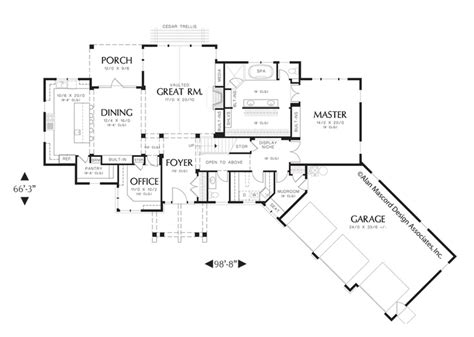 mascord floor plans 17 best images about house plans on pinterest 2nd floor