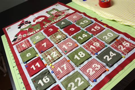 fabric advent calendars to make advent calendar tutorial fabric giveaway
