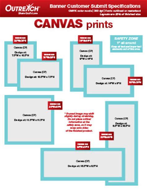 website layout canvas size custom artguide canvas prints outreach com