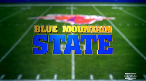 Blue Mountain State by 301 Moved Permanently