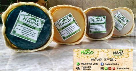 Sabun Nadhifa Pegagan 1 jual sabun herbal hawa grosir dan eceran produsen