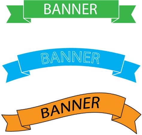 illustrator tutorial ribbon banner tutorial on how to create banner ribbons with adobe