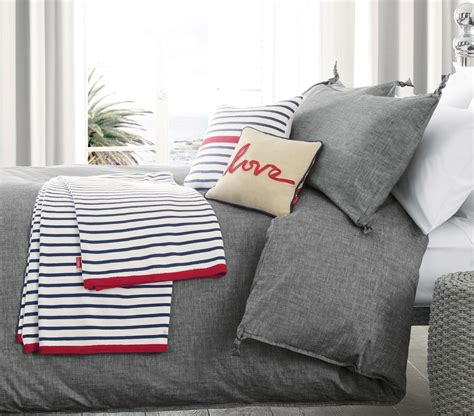 cama online shop buy cotton linen blend chambray bed set from the next uk