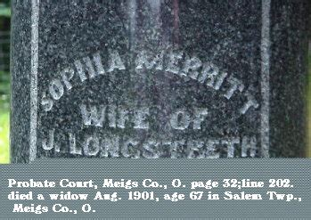 Meigs County Ohio Court Records Ohio Cemetery Photo Project Meigs Co