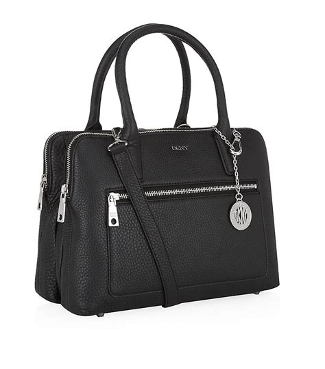 Burch Bryant Satchel Luggage 1 dkny tribeca zip satchel in black lyst