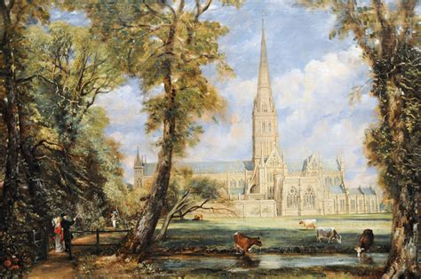 by john constable salisbury cathedral freedom in the fields write young things