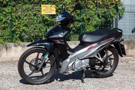 50ccm Motorrad Mit Schaltung by Honda Wave 110i Test H 246 Chstgeschwindigkeit Preis