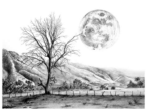 Drawing Landscapes by Pencil Sketching Techniques Photo To Pencil Sketch How