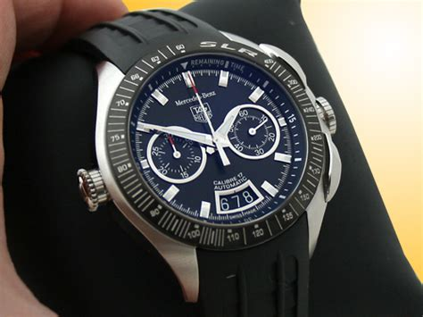 Tagheur Amg 2 tag heuer slr for mercedes mbworld org forums