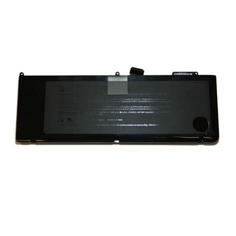 Baterai Macbook Original Apple Macbook Pro 15 A1321 Mb985ch A Mb985 M 15 macbook pro unibody original genuine apple battery black a1321 661 5211 new
