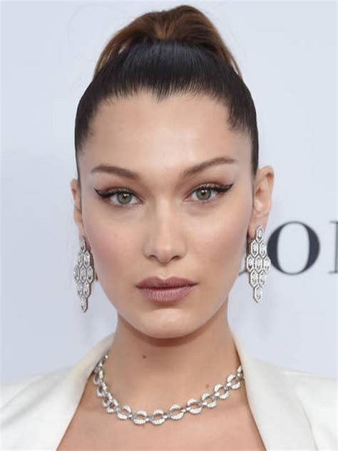 bella hadid how tall compare mohamed hadid s height weight with other celebs