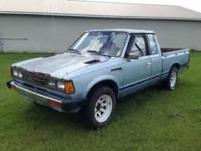 1982 Nissan Sentra For Sale 1982 Nissan King Cab Up Diesel Engine 5spd Standard