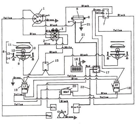 electrical wiring kubota all type electrical wiring diagram