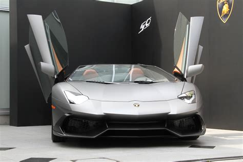 Lamborghini Japan Price Lamborghini Gallardo And Aventador 50th Anniversary