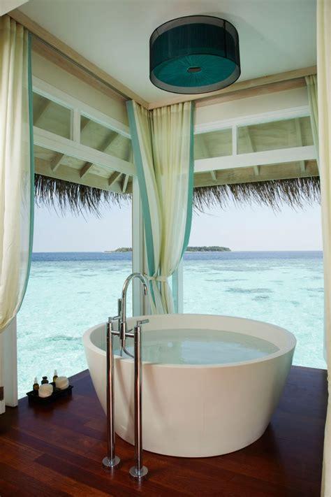 amazing bathtubs amazing bathroom with ocean front view myhouseidea