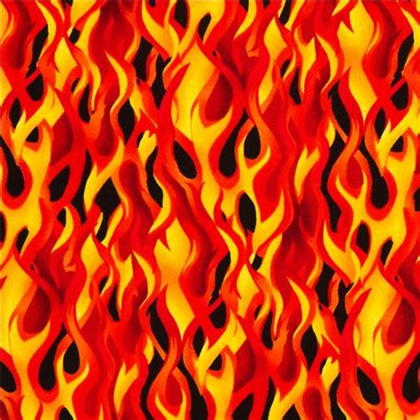 Flame Pattern Fabric Uk | black fabric with flames from the usa fabric for boys