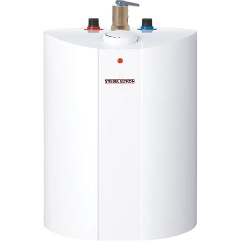 Rheem Point of Use 10 Gallon Electric Water Heater with 6 Year Warranty. 630069 Canada Discount