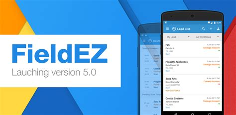 fieldez android version 5 0 released fieldez field - Android Version 5 0