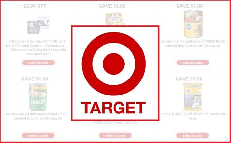 pers printable coupons december 2015 target coupons new improved or quot a hot mess quot coupons