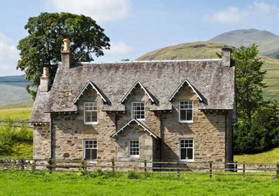 5 of the best houses for sale in scotland country