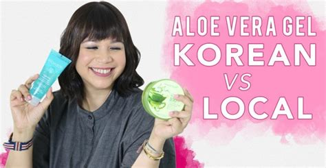 Wardah Aloe Vera Gel Daily aloe vera gel korea vs indonesia skincare 101 daily