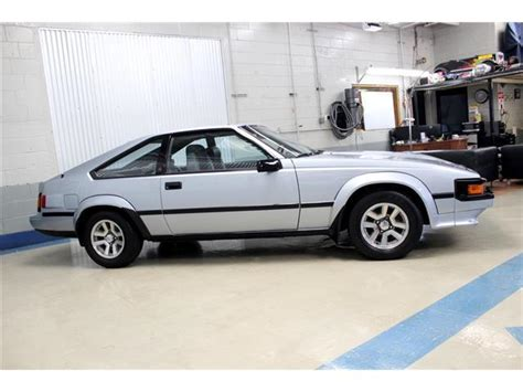 2 Door Toyota 1984 Toyota Supra 2 Door Sport Coupe Evolve Motors