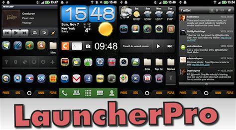 tutorial android launcher o exuberante ornitorrinco lan 231 ador para android launcherpro