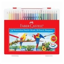 Harga Water Colour faber castell colour price harga in malaysia