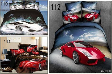 popular sports car bedding buy cheap sports car bedding