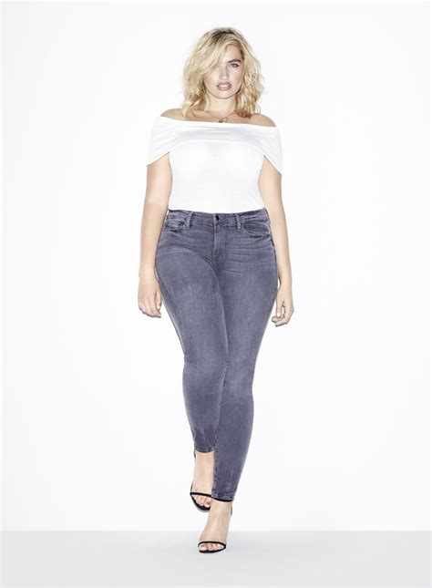jean styles for plus size women over 50 a guide to the best jeans for plus size women instyle com