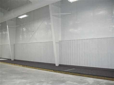 Interior Panels by Wausau Curling Club Liner Panel