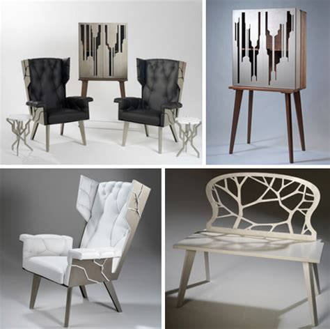 Image Gallery Modern Unique Chairs Furniture Rustic Modern