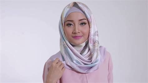 gambar tutorial hijab turki segi empat tutorial hijab