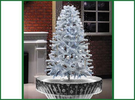 snowing christmas tree gallery 2012