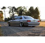 Tuning BMW 740iL E38