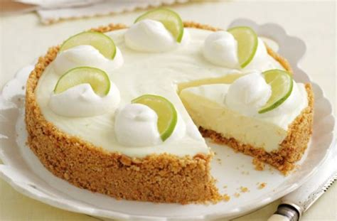 berry s lemon and lime cheesecake recipe goodtoknow