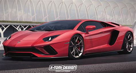 4dr Lamborghini Would You Rather A Four Door Aventador S Instead Of