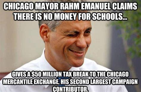 Chicago Memes - chicago school closings sparks emanuel meme nbc chicago