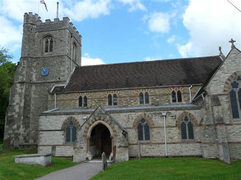 Charming Catholic Churches Near Here #2: Harpenden_st_nicholas150613_2.jpg
