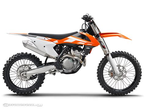 250 motocross bikes for 2016 ktm motocross sx f first looks motorcycle usa