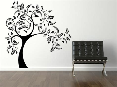 Tree Stickers For Walls home design living room bedroom wall stickers